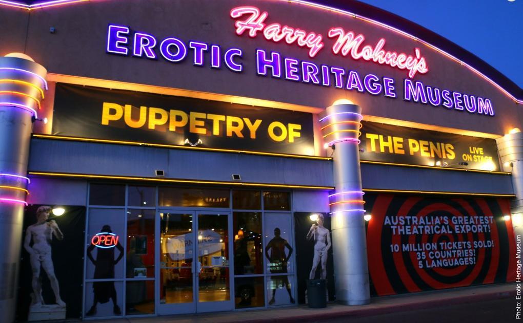 Erotic Heritage Centre Las Vegas